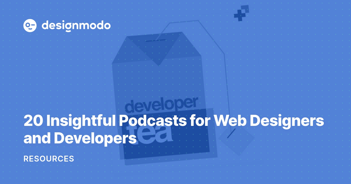 20 Insightful Podcasts For Web Designers And Developers