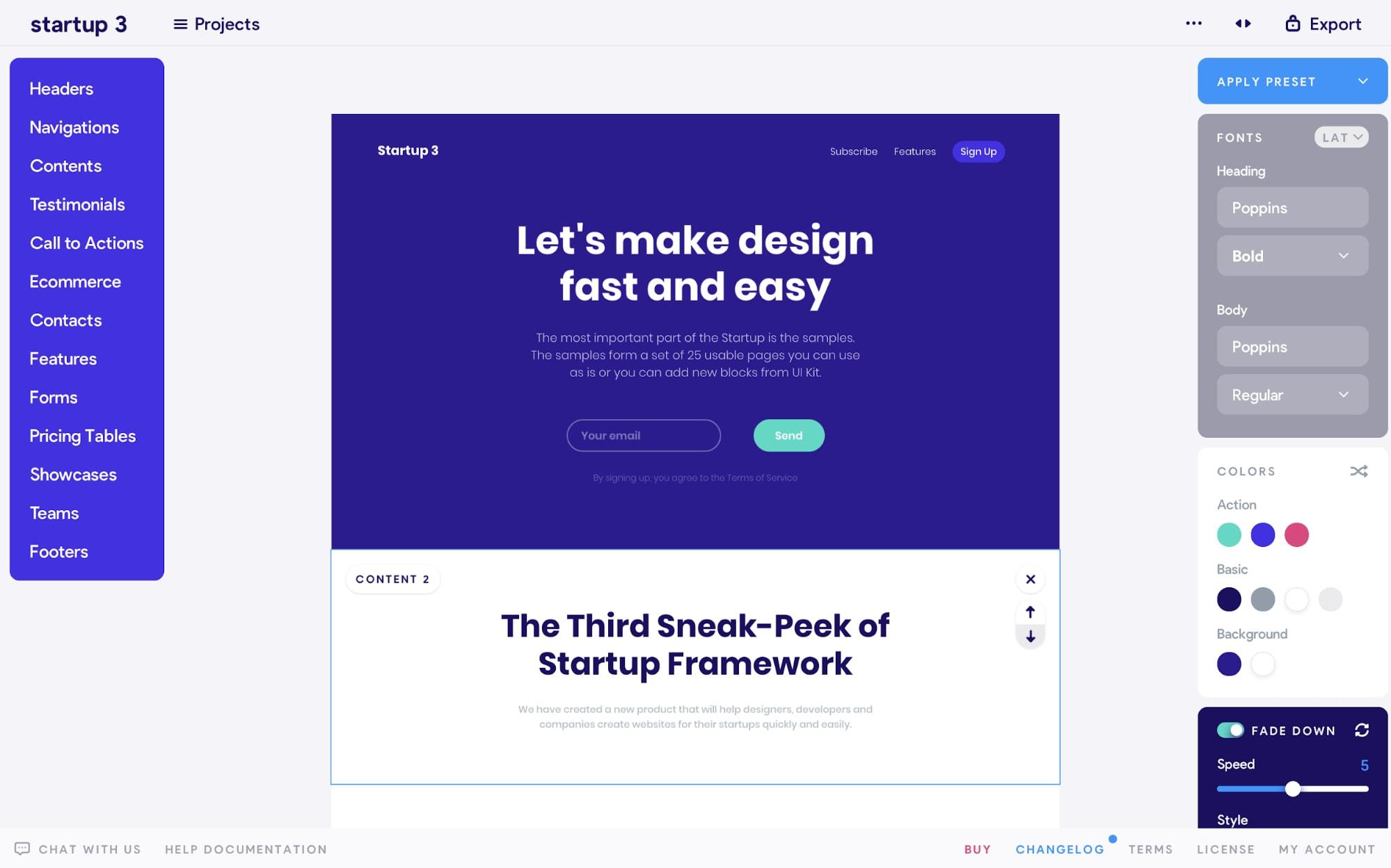 Designmodo's Startup