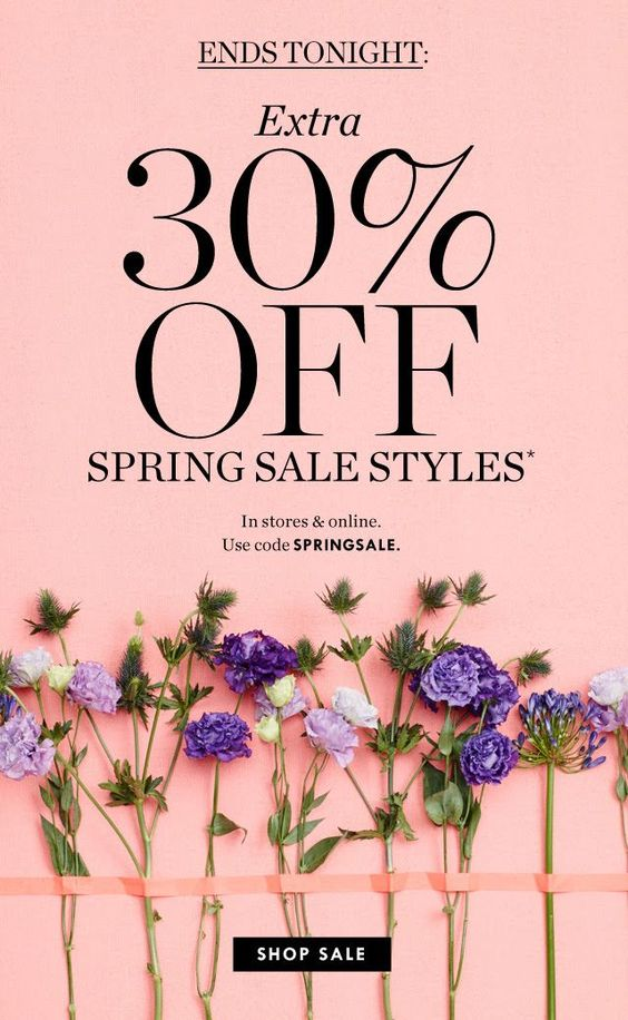 Email Newsletter from J.Crew
