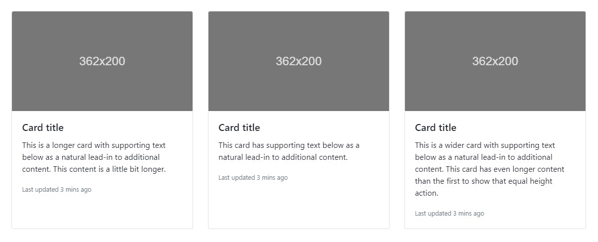 Bootstrap Remove Card Decks