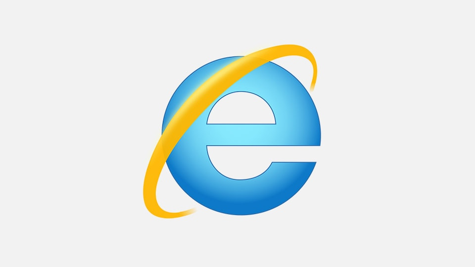 Drop of Internet Explorer 10 and 11 Support