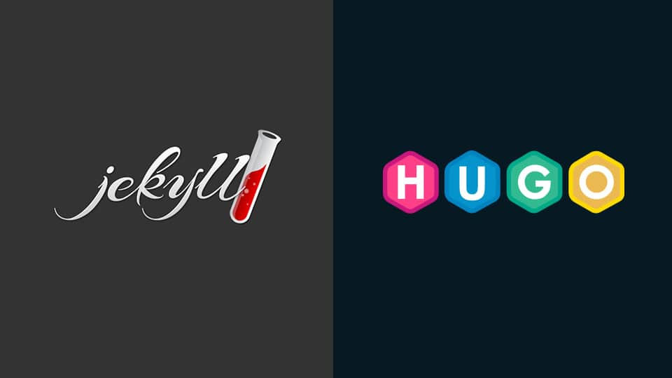 Switching from Jekyll to Hugo