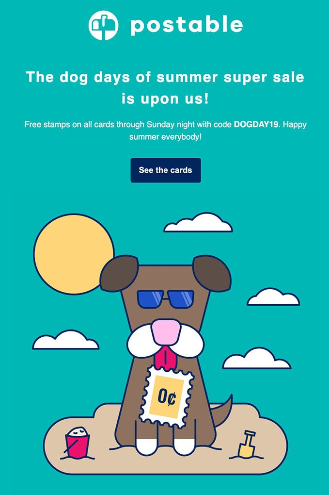 How to Create Hot Summer Email Newsletter Design