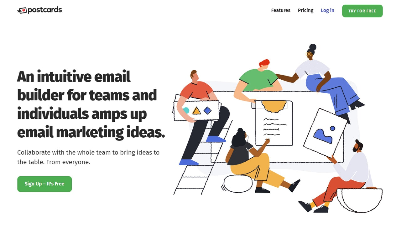 Email Design Builder with Accessibility
