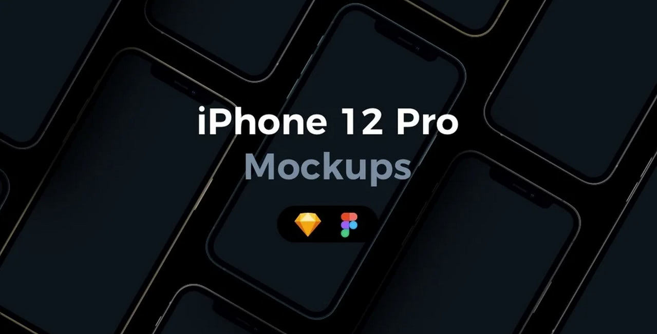 iPhone 12 Pro Mockups from Thalion