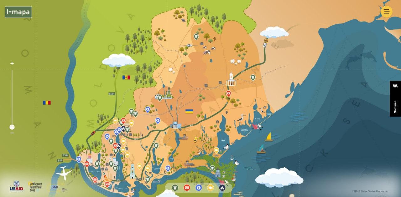 I Mapa