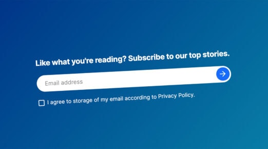 Designing Email Signup Forms that Turn Visitors into Leads