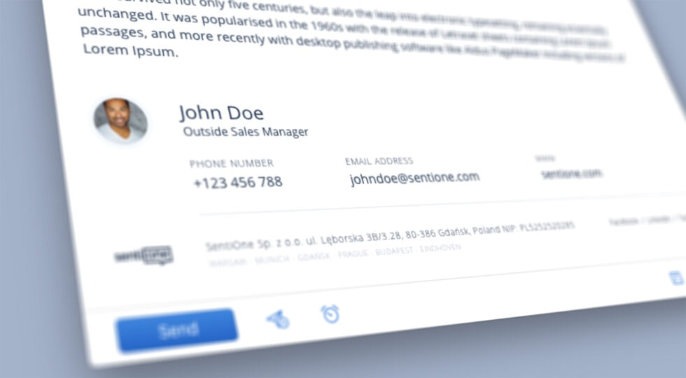 Email Signature Design - Guide, Best Practices and Examples