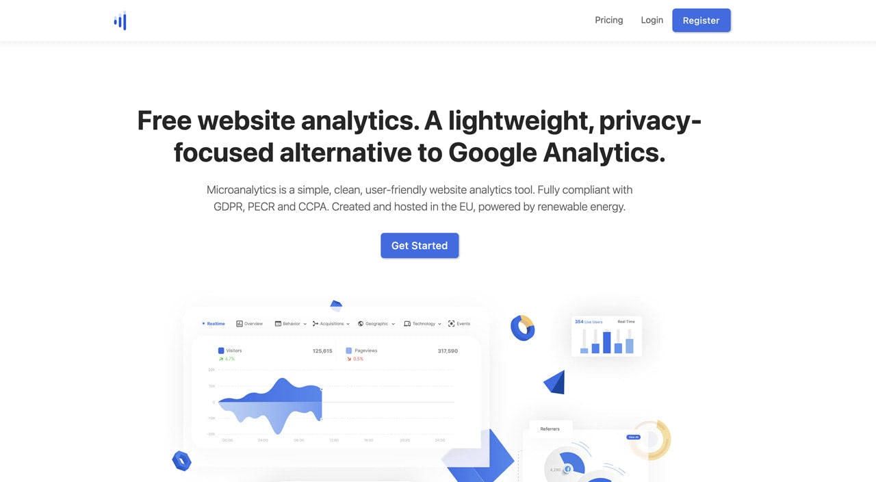 Free Privacy-Focused Alternatives to Google Analytics