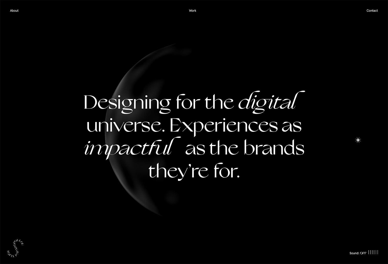 Typography trend 2021