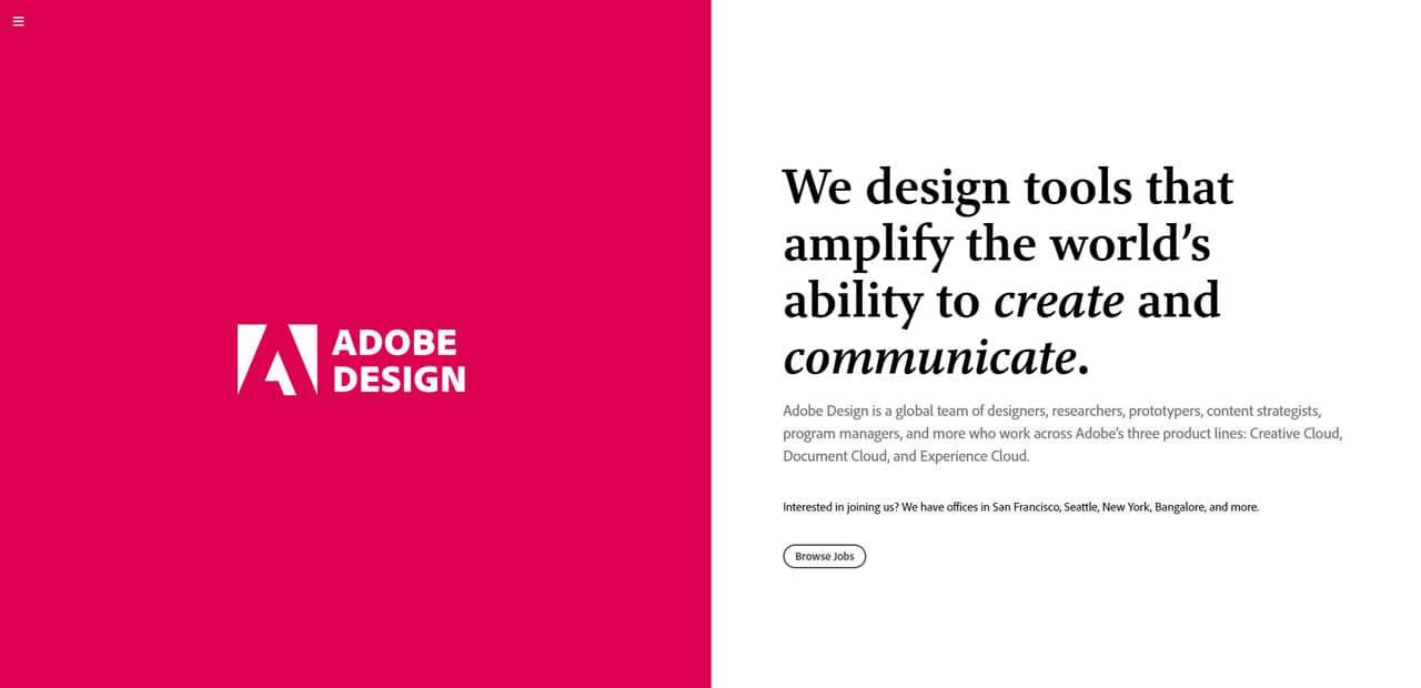 Adobe.design