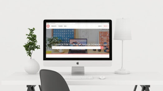 List of Inspiring .design Domain Websites and How to Get One Free