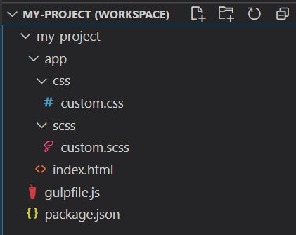 Improving workflow with Bootstrap 5, Gulp JS, Sass and BrowserSync JS
