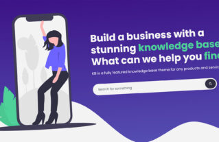 Building a Responsive Knowledge Base Theme using Bootstrap 5