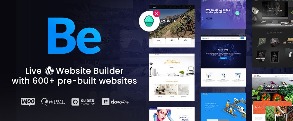 7 Awesome Multipurpose WordPress Themes for Your 2021 Projects