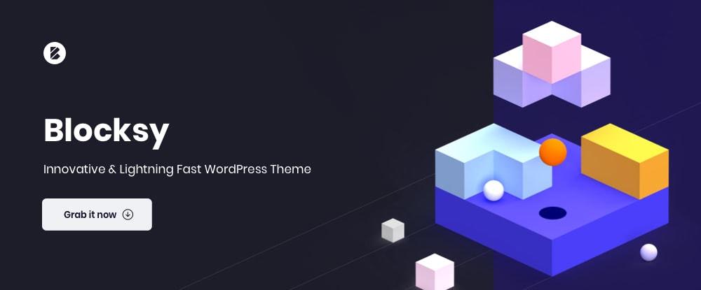 Blocksy – Gutenberg WordPress Theme