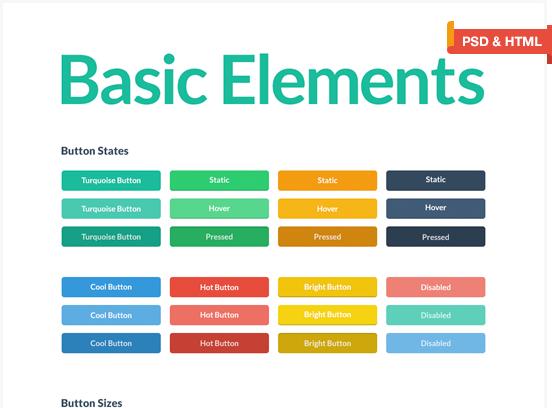 Flat UI Pro - Bootstrap Design Framework - Designmodo